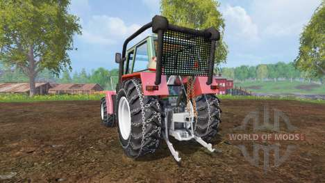 Zetor Crystal 12045 [forest edition] pour Farming Simulator 2015