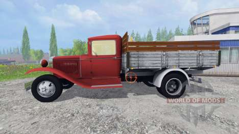 Ford Model AA [pack] pour Farming Simulator 2015
