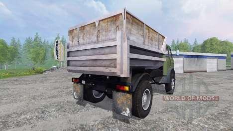 MAZ-500 für Farming Simulator 2015