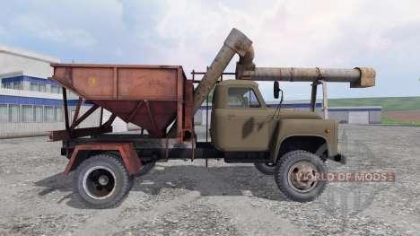 GAZ-53 AU-2UM für Farming Simulator 2015