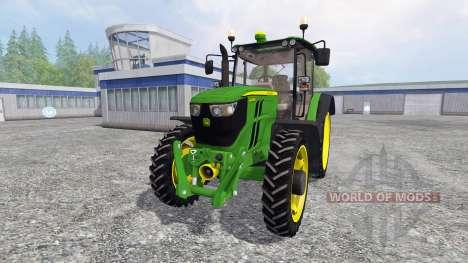 John Deere 6090RC v2.0 pour Farming Simulator 2015