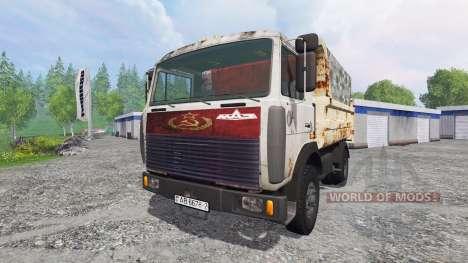 MAZ-5551 [vieux] pour Farming Simulator 2015