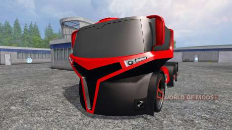 Iveco Concept für Farming Simulator 2015