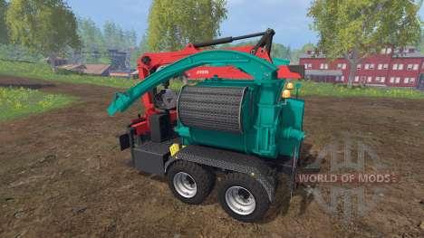 JENZ HEM 583 Z v2.0 für Farming Simulator 2015