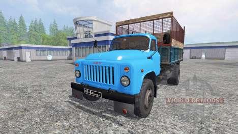 GAZ-53 [le silo] pour Farming Simulator 2015