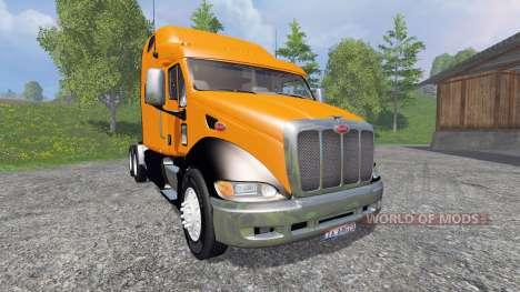 Peterbilt 387 v2.5 pour Farming Simulator 2015