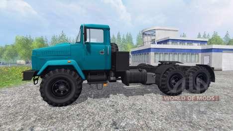 Kraz-6446 pour Farming Simulator 2015