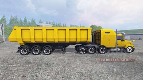 GAZ de Titane v2.0 pour Farming Simulator 2015
