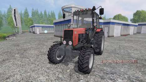MTZ-82.1 Biélorusse v1.0 pour Farming Simulator 2015