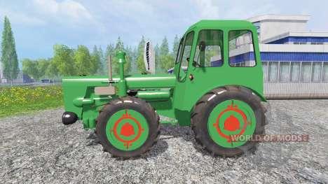 Dutra UE-28 v0.9 pour Farming Simulator 2015