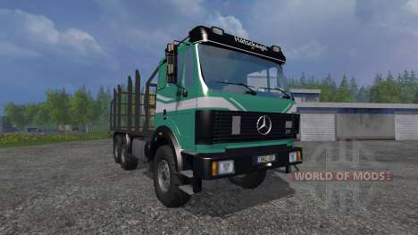 Mercedes-Benz SK 1935 [forest] v2.0 für Farming Simulator 2015