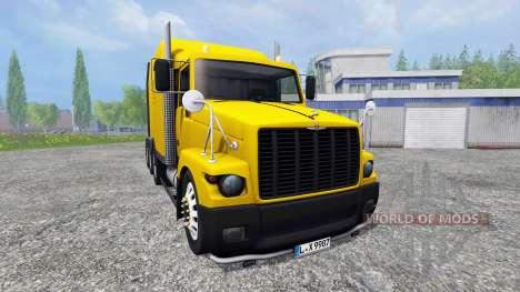 GAZ Titan v1.7 pour Farming Simulator 2015