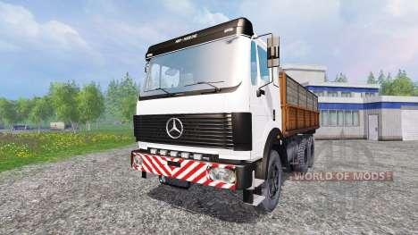 Mercedes-Benz 2435 [tipper] v0.2 pour Farming Simulator 2015