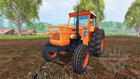 Fiat 850 [italy] pour Farming Simulator 2015