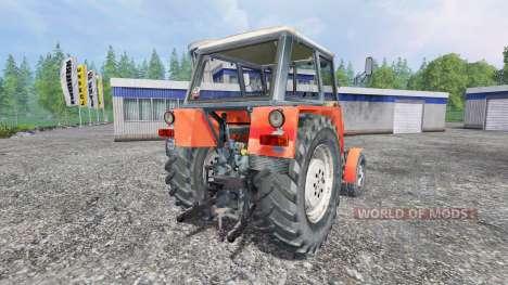 Ursus 912 FL pour Farming Simulator 2015