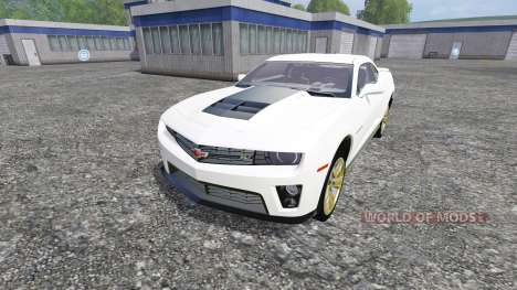 Chevrolet Camaro ZL1 für Farming Simulator 2015