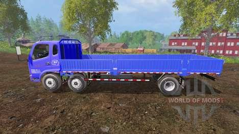 WAW 2000 6x2 pour Farming Simulator 2015