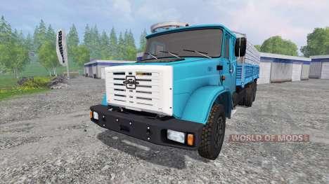 ZIL-133 pour Farming Simulator 2015