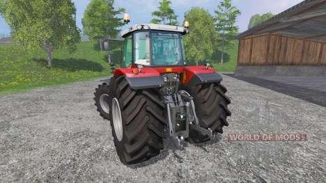 Massey Ferguson 7726 für Farming Simulator 2015
