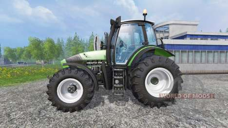 Deutz-Fahr Agrotron 6190 TTV v1.0 pour Farming Simulator 2015