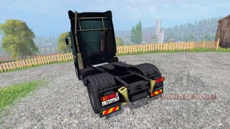 MAZ-5440 v1.2 pour Farming Simulator 2015