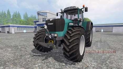 Fendt 930 Vario TMS v1.2 für Farming Simulator 2015