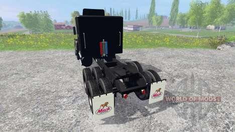 Mack RS786 v1.1 pour Farming Simulator 2015