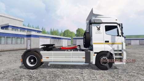 KamAZ-5490 für Farming Simulator 2015