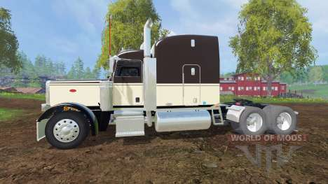 Peterbilt 388 [aluminum wheels] pour Farming Simulator 2015