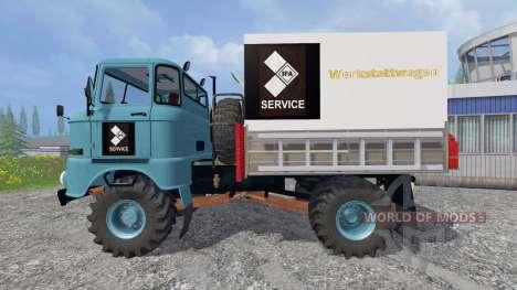 IFA W50 [service] für Farming Simulator 2015
