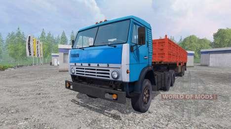 KamAZ-5410 [trailer] für Farming Simulator 2015