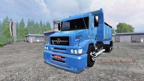 Mercedes-Benz L 1620 für Farming Simulator 2015