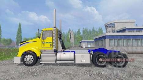 Kenworth T800 [pack] für Farming Simulator 2015