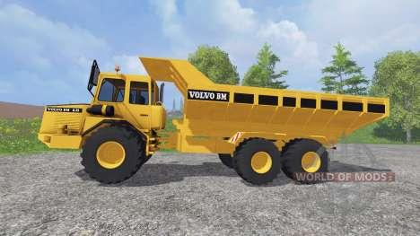 Volvo BM A25 für Farming Simulator 2015