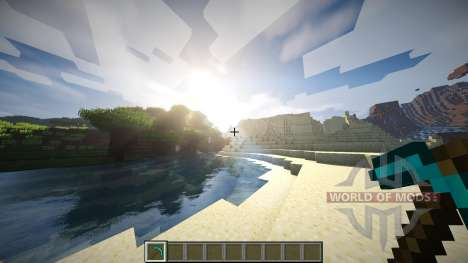 KUDA-Shaders v5.0.6 Ultra pour Minecraft