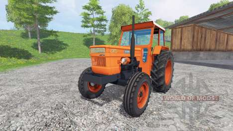 Fiat 850 pour Farming Simulator 2015