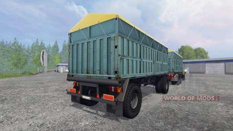 KrAZ-64431 [dump truck] pour Farming Simulator 2015