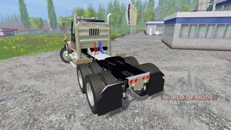 Ford L9000 [black] für Farming Simulator 2015