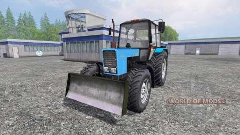 MTZ-Weißrußland 82.1.26.30 für Farming Simulator 2015
