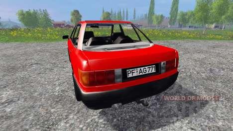 Audi 80 B3 1988 pour Farming Simulator 2015