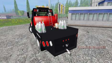 Mack CH612 [flatbed] v2.0 für Farming Simulator 2015