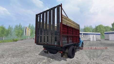 GAZ-35071 [silo] für Farming Simulator 2015
