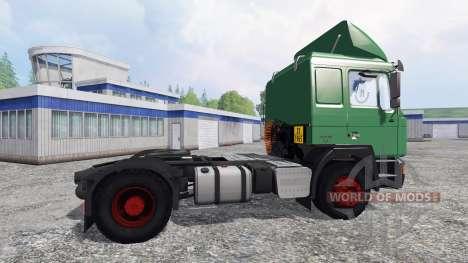 MAN F2000 19.404 pour Farming Simulator 2015