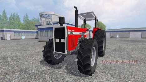 Massey Ferguson 2680 FL für Farming Simulator 2015