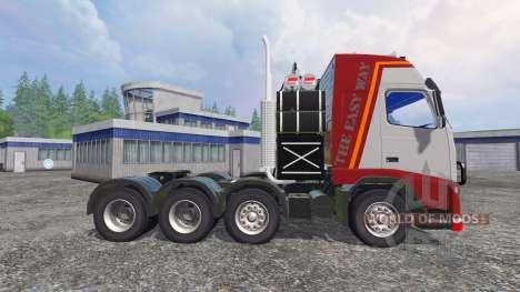 Volvo FH12 [schwerlast] für Farming Simulator 2015