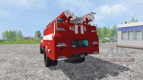ZIL-130 AC-40 v3.0 für Farming Simulator 2015