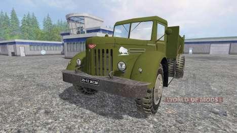 MAZ-205 für Farming Simulator 2015