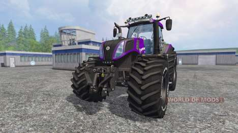 New Holland T8.420 [PKM Edition] pour Farming Simulator 2015
