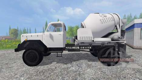 Magirus-Deutz 200D26 1964 [special] pour Farming Simulator 2015