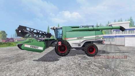Fendt 9460 R v2.0 pour Farming Simulator 2015